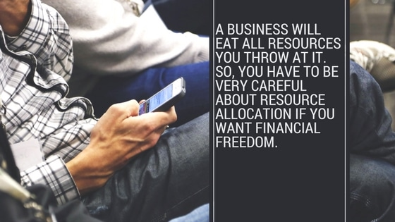 Financial freedom for business owners